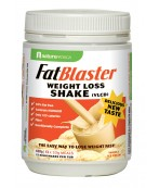 Delicious FatBlaster Weight Loss Shake is a nutritionally complete snack or meal replacement, specially formulated to give you fast weight loss results