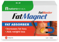 Now you can help prevent your body from absorbing some of the fat you eat naturally with FatMagnet! In the body, FatMagnet can bind to some of the fat you eat, and then passes right out of your body. As a result, it can aid weight loss and fat loss through reduction in fat absorption.