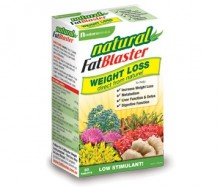 Weight loss and detox – the dynamic duo. Natural FatBlaster helps