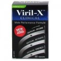 Viril-X Clinical Male Performance Formula has been clinically researched and shown to help maintain healthy testosterone levels in men. This results in an increased desire to have sex more often. Viril-X Clinical uses the exact formulation in the clinical trial.